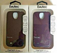 Evutec Karbon S Ultrathin Slim Aramid Fiber Shockproof Case Galaxy S4- Lot of 2