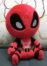 Deadpool Peluche Juguete Niños Novedad Regalo Pelicula personaje superhéroe Suave Cómoda Teddy