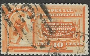 Mr B's 1893 #E3 Used Special Delivery Messenger Running - CV $50 - Free Shipping