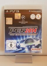 PES2014 SONY PLAYSTATION 3 PS3 III Pro Evolution Soccer PES 2014 OVP+Anl. A4452
