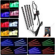 LED RGB 12 Colors Auto Innenbeleuchtung Ambientebeleuchtung Fußraumbeleuchtung