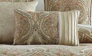 ONE Croscill Birmingham Boudoir Pillow, 21' X 14', BRAND NEW SOLD OUT!
