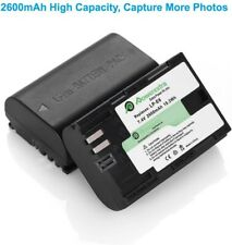 Powerextra 2 Pack Replacement Canon LP-E6, LP-E6N Battery