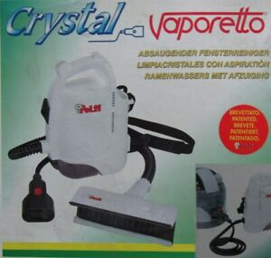 Polti vaporetto Nettoyeur Vitres Crystal pour Eco Pro 3000, 3100