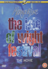 MESSAGE TO LOVE ISLE OF WIGHT FESTIVAL DVD Ian Anderson Joan UK New Sealed R2