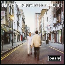 Oasis – (What's The Story) Morning Glory? vinyl LP NEW/SEALED
