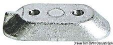 Anodo zinco cavalletto Yamaha 4/70 HP | Marca Osculati | 43.260.03