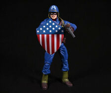 NEW MARVEL LEGENDS ULTIMATE 2-PACK WW2 CAPTAIN AMERICA FIGURE LOOSE BY HASBRO