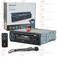 SONY SINGLE DIN CAR AUDIO WMA MP3 CD USB AUX BLUETOOTH IN DASH RECEIVER STEREO