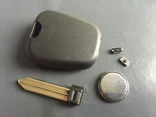 Kit de reparación para Peugeot Partner 2 botón remoto clave caso Shell conmutadores y Batería