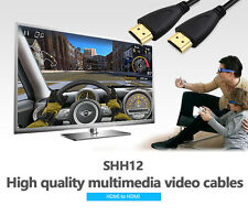 HDMI Cable video cables gold plated Male hdmi splitter 1.4 1080P 3D Cable - 0.5M