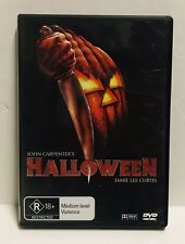 Halloween DVD Jamie - Lee Curtis - Region-4