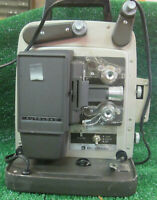 Bell & Howell Autoload 346A Super 8MM Film Projector  Works