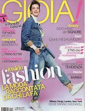 Gioia 2014 39.Fashion,Cara Delevingne,Oliviero Toscani,Anna Dello Russo