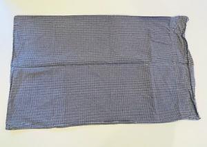 Lauren Ralph Lauren Navy Blue Gingham Beach House Standard Pillowcases- Set of 2