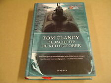 BOEK / DE JACHT OP DE RED OCTOBER - TOM CLANCY