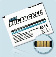 PolarCell Akku für Motorola Razr2 V8 Moto U9 MotoRazr2 V8 BX40 CFNN7012 Batterie