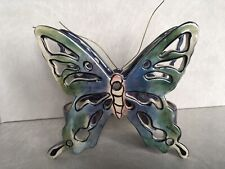 Blue Sky Clayworks 2003 Butterfly T-Light Holder -Rare-