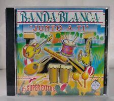 Banda Blanca Junto A Ti 15 Super Exitos BRAND  NEW SEALED  CD