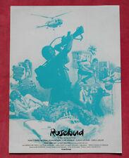 Rosebud - Otto Preminger  - Synopsis  !