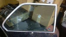 BMW 320i E21 Side Rear Quarter Window Glass RH Right w/ Latch