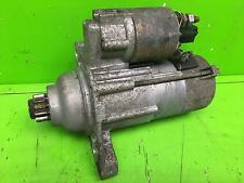 VOLKSWAGEN CADDY Starter Motor Mk3 2K 1.9 TDI Code BLS 77KW 5SP VALEO 04-10