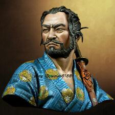 Resin Figure Bust Garage Kit 1//10 Miniatures  Ancient Samurai R2417 Model Kit