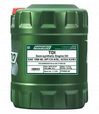 20L FANFARO TDI 10W-40 ACEA A3/B3 Semi Synthetic Engine Oil  API CH-4/SL