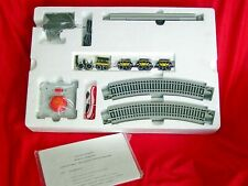 Bachmann DeWitt Clinton Train Set in HO Scale complete with track & power-pack