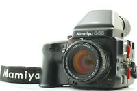 [Exc+4] Mamiya 645 Pro Film Camera w/ Sekor C 80mm F/2.8 N Lens from Japan #1976