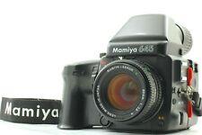 [Exc+4] Mamiya 645 Pro Film Camera w/ Sekor C 80mm F/2.8 N Lens from Japan #1976