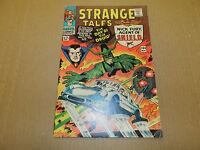 Strange Tales #144 (1966 Marvel) Dr Strange & Nick Fury appearance
