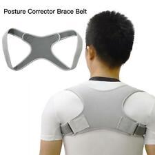 Posture Corrector Men-Women Upper Back Brace Clavicle Support Shoulder Neck