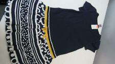 Gymboree Cape Cod Cutie Blue/White/Gold Dress NWT Size 8 TL62