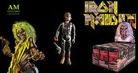 SUPER 7 BLIND BOX S1 REACTION FIGUR - IRON MAIDEN EDDIE - ACES HIGH VARIANTE