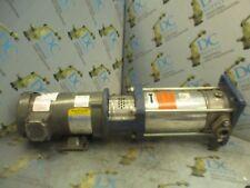 Goulds 1Sva ? Goh 3500 Rpm 2 Hp Vertical Pump W/ Baldor Cm3555 2 Hp Motor