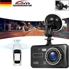 "4"" Dashcam Auto Kamera 1080P Rearview Recorder KFZ DVR Video Nachtsicht Lkw Taxi"