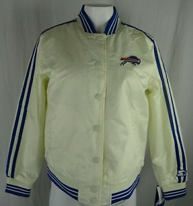 Buffalo Bills NFL Starter Women's Snap-Up Jacket