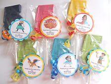 12 Disney Elena of Avalor Gourmet 5th Birthday Party Favors with custom tags