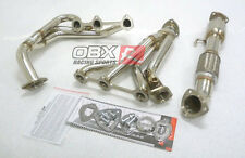 OBX Exhaust Headers For 1999 To 2005 Pontiac Grand Am 3.4L 3400 V6 OHV