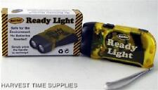 Mayday Squeeze Ready Light  Dynamo Flashlight Emergency Survival Gear Bob Bag