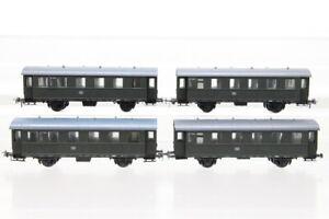 H0 DB Donnerbüchse Personenwagen  DC  Konvolut coach /J22