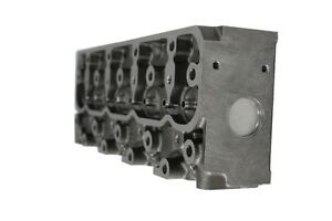 Cylinder Head Empty (8-97016-504-7) For Isuzu Campo Trooper 4JG2 4JG2-TC