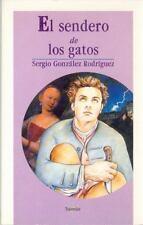 El sendero de los gatos : el joven Esteban de Ordaz en la Ciudad de-ExLibrary