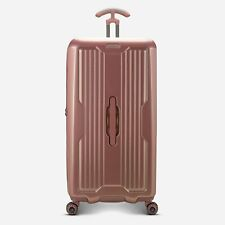 """Ultimax 31"""" Anti-Theft Polycarbonate Adjustable Shelves Trunk Spinner Luggage"""