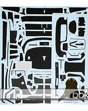 STUDIO 27 1/24 ALFA ROMEO 155 V6 TI FULL CARBON DECAL fo TAMIYA #24137 93/94 DTM