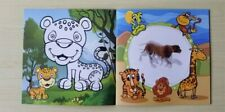 Cute Magic Coloring Book Animal Style Painting For Kids