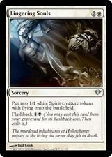 LINGERING SOULS Dark Ascension MTG White Sorcery Unc Spirit