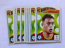 Topps Living Set UEFA Champions League 318 Sergino Dest FC Barcelona