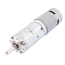 DC 12V 6RPM 42mm Diameter Planetary 5N.m High Torque GearBox Motor Speed Reducer